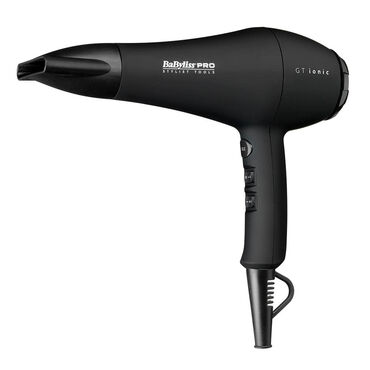 BaByliss PRO GT Ionic 2000W Hair Dryer
