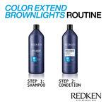 REDKEN Color Extend Brownlights Conditioner 1l