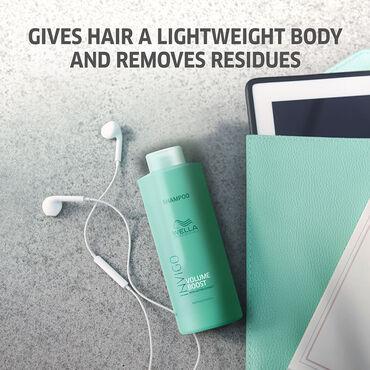 Wella Professionals Invigo Volume Boost Shampoo 1000ml