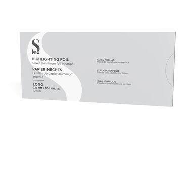 S-PRO Highlighting Foil Strips, Long, Pack of 100