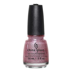 China Glaze Hard-wearing, Chip-Resistant, Oil-Based Nail Lacquer - You're So Sweet 14ml