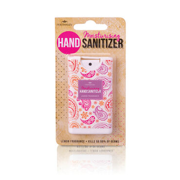 Mad Beauty Moisturising Hand Sanitiser Paisley Lemon