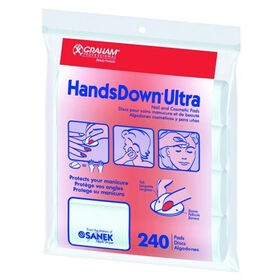 HandsDown Nail and Cosmetic Pads Pack of 240