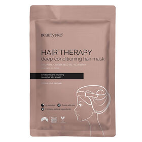 BeautyPro  Hair Therapy Deep Conditioning Hair Mask with Argan Oil 30g