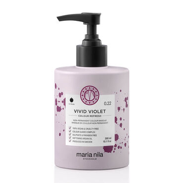 Maria Nila Colour Refresh - Vivid Violet 0.22 300ml