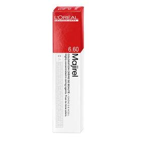 L'Oréal Professionnel Majirouge Permanent Hair Colour - 4.60 Intense Red Brown 50ml