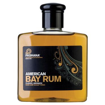 Pashana American Bay Rum Classic Hair Tonic 250ml