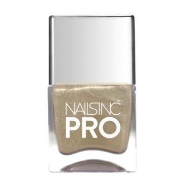 Nails Inc Pro Chrome Gel Effect Polish - Gang Up 14ml