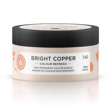 Maria Nila Colour Refresh - Bright Copper 7.40 100ml