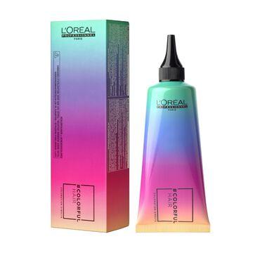 L'Oréal Professionnel Colorful Hair Semi Permanent Colour - Electric Violet 90ml