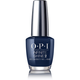 OPI Infinite Shine Easy Apply & Long-Lasting Gel Effect Nail Lacquer - Russian Navy 15ml