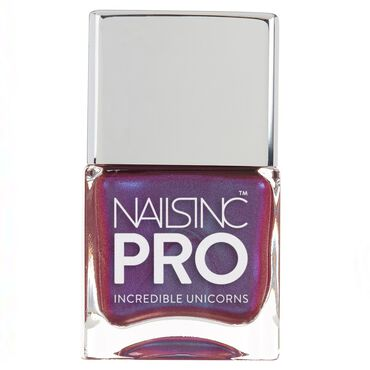 Nails Inc London INC.redible Gel Effect Nail Polish - Rock the Trot 14ml