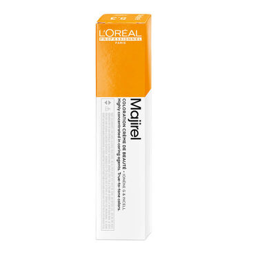 L'Oréal Professionnel Majirel Permanent Hair Colour - 4.3 Golden Brown 50ml