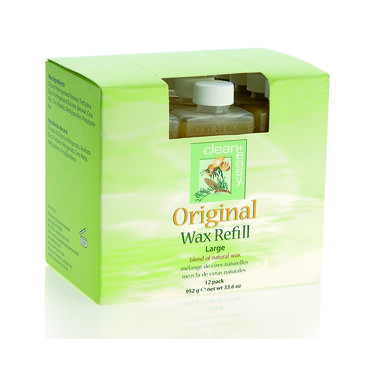 Clean & Easy Original Wax Refill Pack of 12