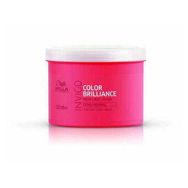 Wella Invigo Color Brilliance Mask Fine/Normal 500ml