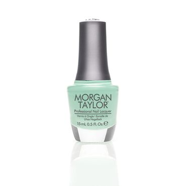 Morgan Taylor Nail Lacquer - Mint Chocolate Chip 15ml