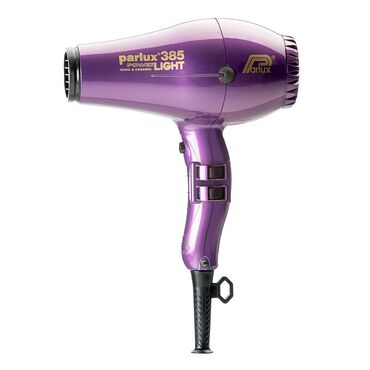 Parlux 385 Power Light Ceramic Ionic Hair Dryer - Purple