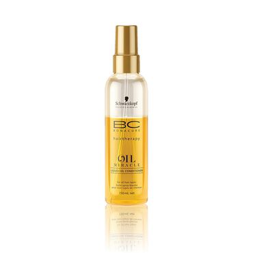 Schwarzkopf Professional Bonacure Oil Miracle Liquid Oil Conditioner 150ml