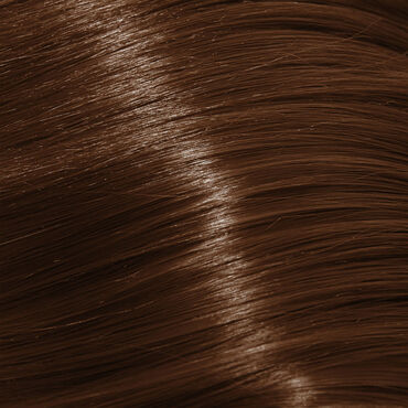 Indola Profession Caring Color Permanent Hair Colour - 7.82 Medium Blonde Chocolate Pearl 60ml