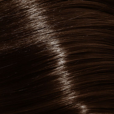Indola Profession Caring Color Permanent Hair Colour - 4.80 Medium Brown Chocolate Natural 60ml