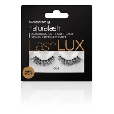 Salon System Naturalash Lashlux Mink Style 006