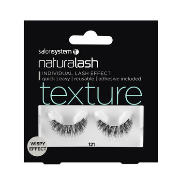 Naturalash Wispy Effect Texture Strip Lashes 121