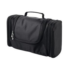 S-PRO Travel Cosmetic Bag, Black