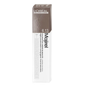 L'Oréal Professionnel Majirel French Browns Permanent Hair Colour - 6.014 Natural Ash Copper Dark Blonde 50ml
