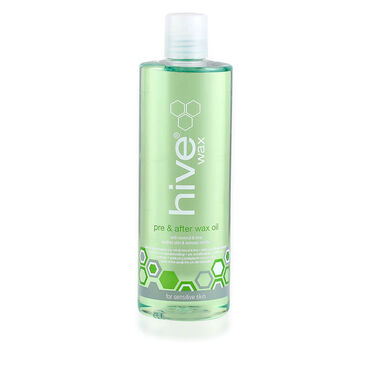 Hive of Beauty Coconut & Lime Pre & After Wax Oil 400ml