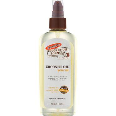 Palmer's Coconut Oil Formula Coconut Oil Body Oil  150ml
