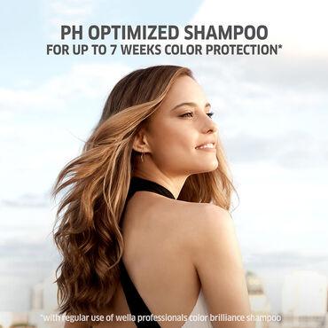 Wella Invigo Color Brilliance Shampoo Fine/Normal 250ml