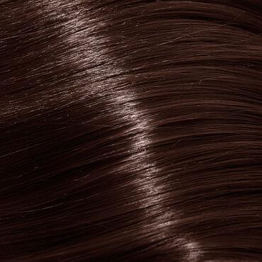 Kemon Nayo Permanent Hair Colour - 4.06 Natural Mahogany Brown 50ml