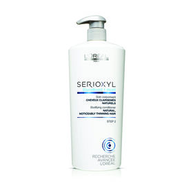 L'Oréal Professionnel Serioxyl Conditioner for Natural Thinning Hair 1L