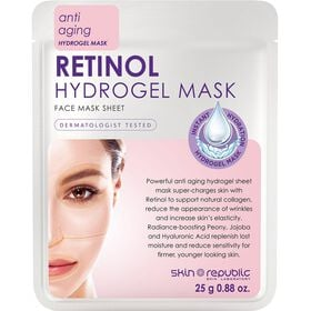 Skin Republic Retinol Hydrogel Face Mask Sheet 25g