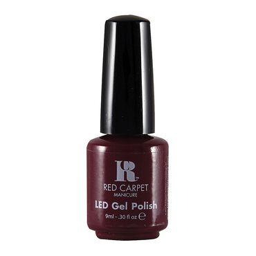 Red Carpet Manicure Gel Polish - Plum Up The Volume 9ml