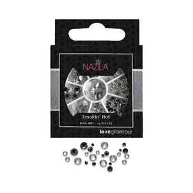 Nazila Love Glamour Nail Art Wheel - Smokin Hot