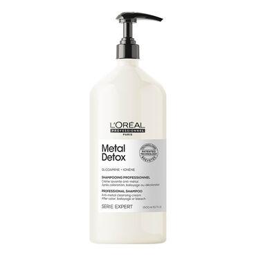 L'Oréal Professionnel Serie Expert Metal Detox Professional Shampoo 1500ml