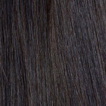Beauty Works Celebrity Choice Slim Line Tape Hair Extensions 18 Inch - 1B Ebony Black 48g