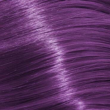 Crazy Color Semi Permanent Hair Colour Cream - Hot Purple 100ml