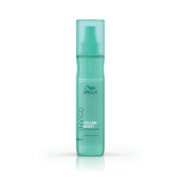Wella Professionals Invigo Volume Boost Uplifting Care hair Spray 150ml