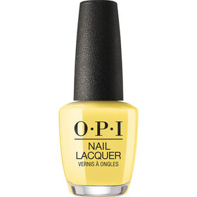OPI Mexico City Collection Nail Lacquer - Don't Tell a Sol 15ml