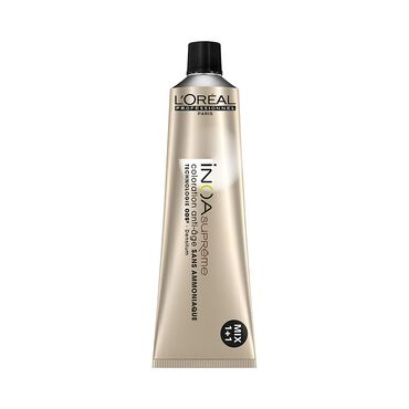 L'Oréal Professionnel INOA Supreme Permanent Hair Colour - 8.13 Golden Ashes 60ml