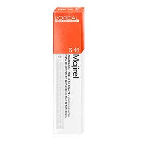 L'Oréal Professionnel Majirel Permanent Hair Colour - 7.43 Copper Golden Blonde 50ml