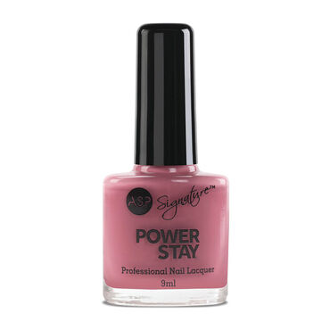 ASP Power Stay Professional Nail Lacquer - Vintage Rose 9ml