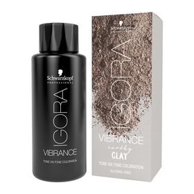 Schwarzkopf Professional Igora Vibrance Earthy Clay Semi-Permanent Hair Colour - 6-16 60ml