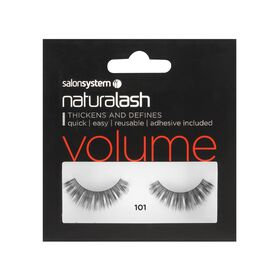 Naturalash 101 Black Strip Lashes