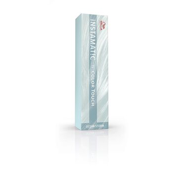 Wella Professionals Color Touch Instamatic Semi Permanent Hair Colour - Ocean Storm 60ml