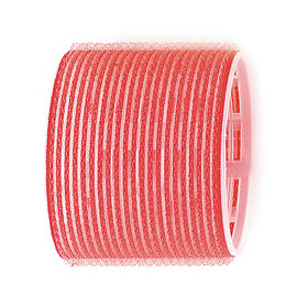 Sibel Velcro Roller Red 70mm