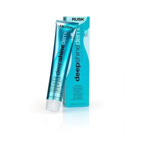 Rusk Deepshine Demi Semi-Permanent Hair Colour - 7.44CC Intense Copper Blonde 100ml