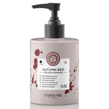 Maria Nila Colour Refresh - Autumn Red 6.60 300ml